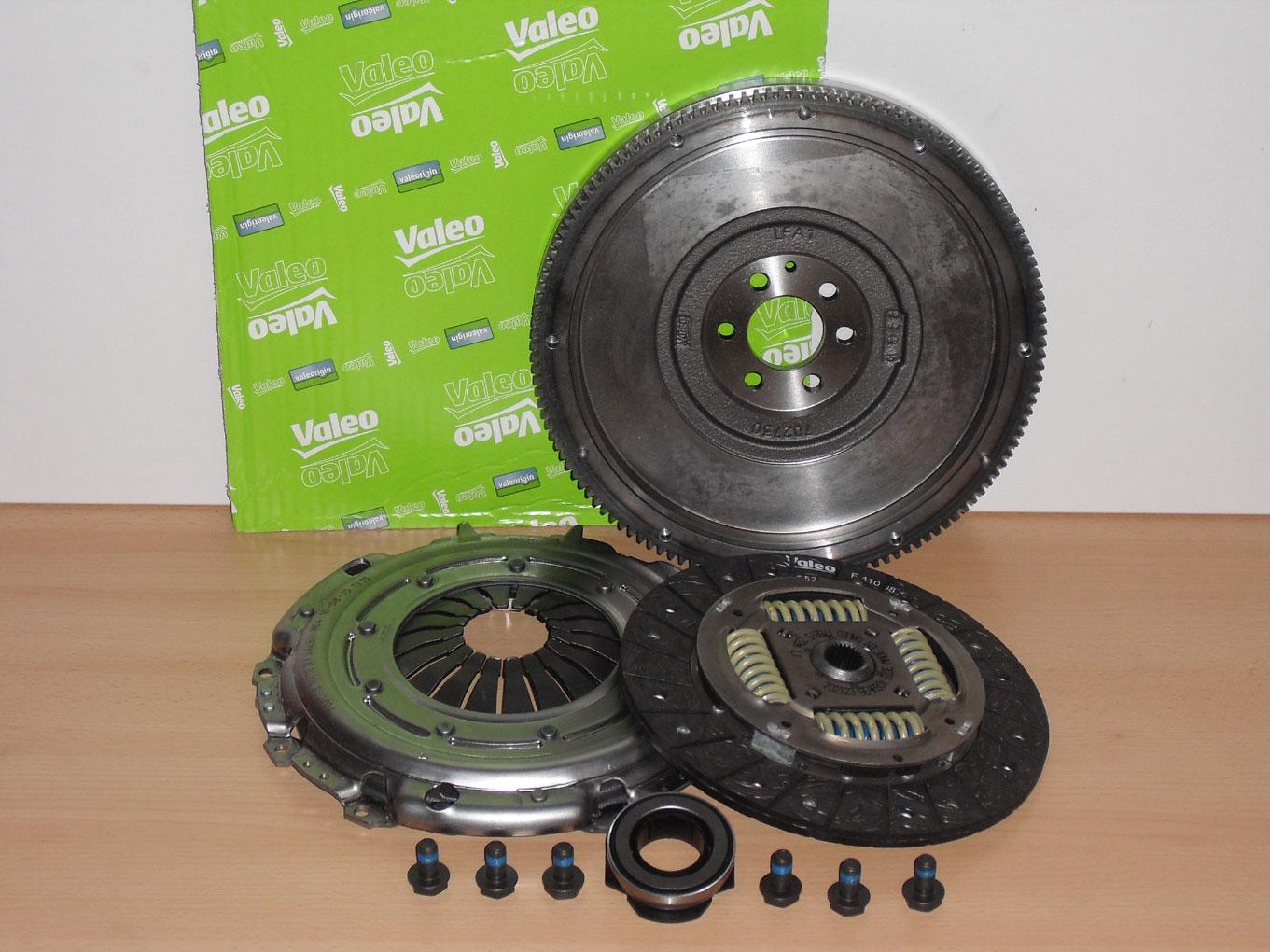 Solid Flywheel Seat Ibiza MK4 1.9TDi Dual Mass Replacement Flywheel Clutch Kit