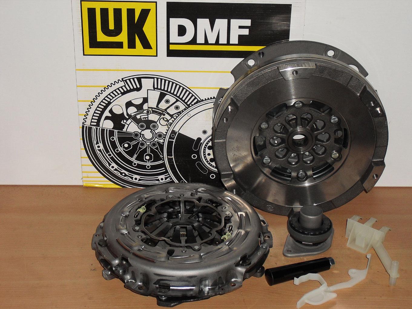 LUK 600004800 RepSet DMF Clutch Kit